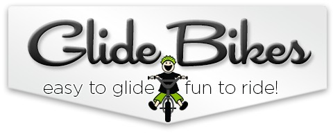 Glide Bikes - Easy to Glide, Fun to Ride
